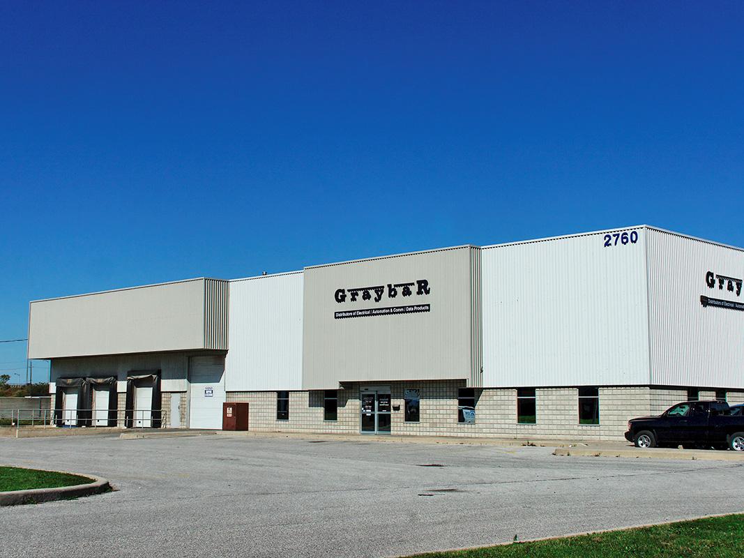 Graybar Building – 2760 Deziel Drive