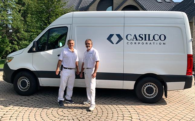 Casilco Service workers